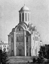 Пятницкая церковь в Чернигове, рубеж XII-XIII вв.