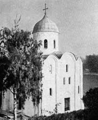 Георгиевская церковь в Старой Ладоге, 60-е г. XII в
