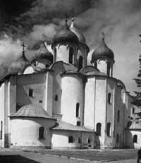 Собор св. Софии в Новгороде, 1045-1050 гг