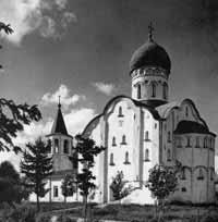 Церковь Федора Стратилата в Новгороде, 1360-1361 гг